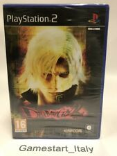 DEVIL MAY CRY 2 - SONY PS2 - VIDEOGIOCO NUOVO SIGILLATO - NEW SEALED PAL