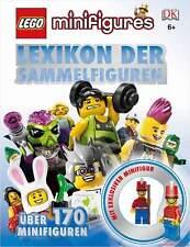 Fachbuch LEGO® Minifigures Lexikon der Sammelfiguren mit exklusiver Minifigur
