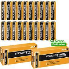 20 AA +20 AAA Duracell Industrial Alkaline Batteries LR6 MN1500 2023 exp