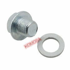 90009-R70-A00 Engine Oil Pan Drain Bolt Plug With Washer For Honda Accord Acura