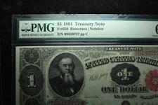 $1 1891 Treasury Note
