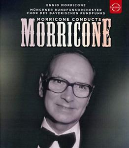 Morricone, Ennio/mro-morricone conducts morricone - (german import) blu-ray new