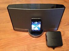 Bose sounddock portable For iPhone 4/4s  NO Remote Aux In Not Working Bose Sound