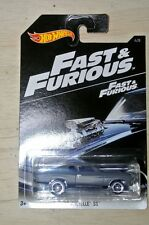 2016 HOT WHEELS FAST AND FURIOUS 70 CHEVELLE SS  NEW