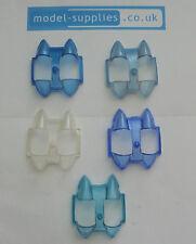 Corgi 267 Batmobile reproduction plastic screen unit ** 5 COLOURS **