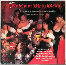 A Hard Knight At Dirty Dick's LP Bawdy Adult Sex Songs Australia Sexy Cheesecake