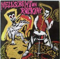 HELLS BENT ON ROCKIN  - Various Artists ~  VINYL LP
