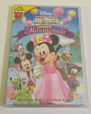 Mickey Mouse Clubhouse: Minnies Masquerade (DVD, 2011)