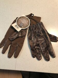 Deerhunter Max 5 Mesh Gloves With Silicone Dots - Size XL