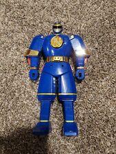 Bandai 1995 Mighty Morphin Power Rangers Deluxe Blue Ninja Zord Ninjor -no sword