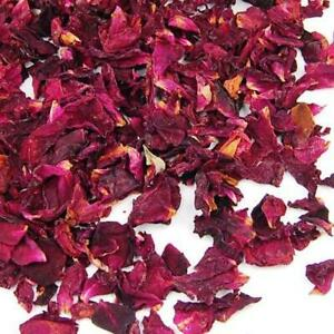 Dried Rose Petals for Wedding Confetti, Celebrations - Pick your pack size
