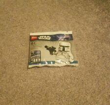 LEGO White Boba Fett Star Wars Anniversary Edition Rare BRAND NEW SEALED