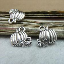 20pc Tibetan Silver PUMPKIN Charms Bead Craft Jewellery Pendant Accessories PJ59