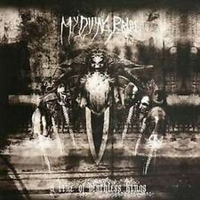 My Dying Bride-a line of Deathless KINGS CD-BOX ☆☆☆ NUOVO/NEW ☆☆☆