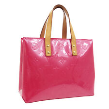 LOUIS VUITTON VERNIS READE PM HAND BAG MI1015 FRAMBOISE PATENT M9132F NR14230