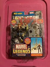 Marvel Legends Longshot Figure Mojo Series toy biz Hasbro x-men BAF