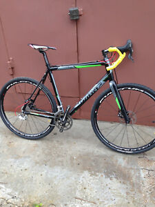 Wilier Triestina Cross Disc Alu CYCLOCROSS, XL (57 cm)
