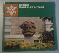 Bezirk Karl-Marx-Stadt / Chemnitz ~ Ein Bezirk stellt sich vor
