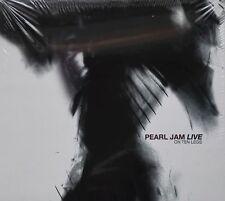 * PEARL JAM - ON TEN LEGS (Ecopack) (CD) *