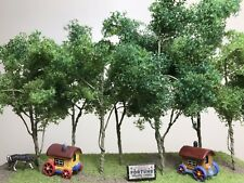 1:220 Z Scale • (1) GYPSY FORTUNE TELLER'S WAGON for Carnival Layout