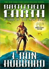 Battlefield Earth : A Saga of the Year 3000 L. Ron Hubbard 2002 1st. Print