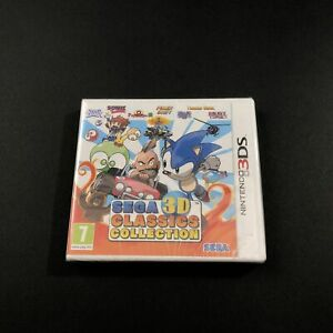 Nintendo 3DS SEGA 3D Classics Collection FRA Neuf sous Blister