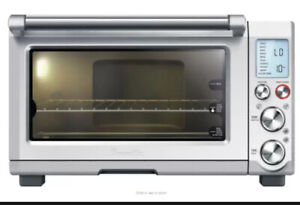 Breville - the Smart Oven Pro Convection Toaster/Pizza Oven - Brushed Stainless