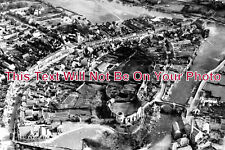 DU 695 - Barnard Castle From The Air, County Durham - 6x4 Photo
