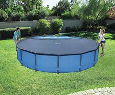 Telo copertura copri piscina piscine fuori terra rotonda 457 cm Bestway 58038