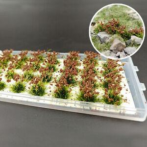 1 pc Flower Cluster Grass Simulation Mini Wild Rose Flower Cluster 10mm PJ09