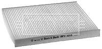 Borg & Beck Interior Air Filter Cabin Pollen BFC1018 - GENUINE - 5 YEAR WARRANTY