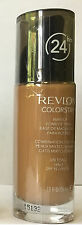 Revlon Colorstay Foundation 24h 370 Toast Hale Skins Joint Has Fat SPF 15