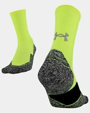 Under Armour UA Run Cushion Crew Socks Size L (9-12.5)