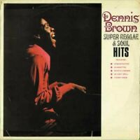 DENNIS BROWN - SUPER REGGAE AND SOUL HITS (EXPANDED VERSION)  CD NEW!
