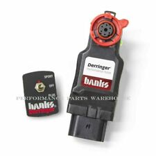 BANKS DERRINGER TUNER w/ SWITCH 2015-16 FORD F150 3.5L ECO-BOOST +90HP