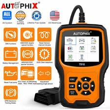 For BMW Full System Car OBD2 Diagnostic Scanner Code Reader Battery Registration