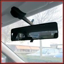 Attachement Slip Onto Original Interior Car Mirror Extension Wide Angle Easy Fit