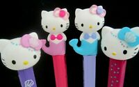NEW 2019 European Hello Kitty MERMAID Pez Set, Fast $3.99 Ship to U.S.