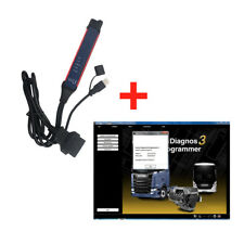 2017 V2.31 VCI-3 VCI3 Scanner Wifi Diagnostic Tool for Truck Win 7/Win 8/Win10