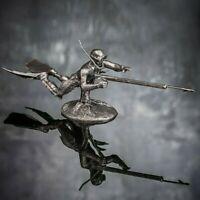 Underwater hunter Toy Soldiers 1/32 Miniature Metal Figures 54mm
