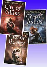 Chroniken der Unterwelt Cassandra Clare City of Bones City of Ashes City of Glas