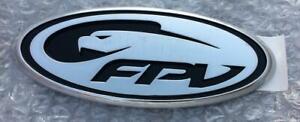 Ford Falcon FPV FG F6 GT GT-P sedan boot lid garnish GS ute tail gate FPV BADGE