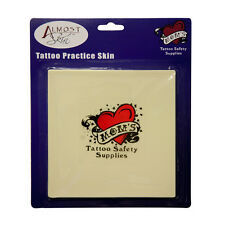 """""""Almost Skin""""- 6"""" x 6"""" Square Strapless - 25 Pack"""