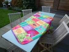 Tischdecke Provence 130x150 cm pink grün Frankreich, pflegeleicht, bügelfrei