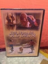 The Trial Of Old Drum- DVD- BRAND NEW