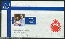 SIERRA LEONE  2013 BIRTH OF PRINCE GEORGE  SOUVENIR SHEET IMPERF MINT NH
