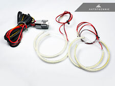AUTOTECKNIC CLARITY 66 LED ANGEL HALO EYES KIT - BMW E46 325CI 328CI 330CI M3