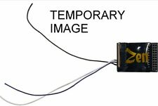 DCC Concepts DCD-ZN218.6 Zen Black 21 Pin/8 Pin 6 Function Decoder With Harness