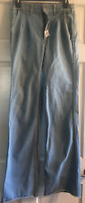 Vintage 1970's-80's Royal Knight Distressed Bell Bottom Men's Jeans 28�x34��