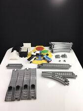Vintage Sears Mettoy Playcraft Plastic Train Set Bundle - For Parts Only